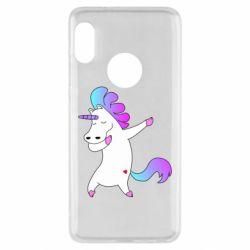 Чехол для Xiaomi Redmi Note 5 Unicorn swag
