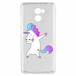 Чехол для Xiaomi Redmi 4 Unicorn swag