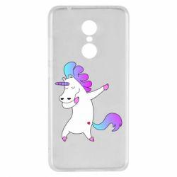 Чехол для Xiaomi Redmi 5 Unicorn swag