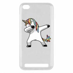Чехол для Xiaomi Redmi 5a Unicorn SWAG