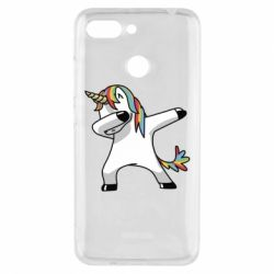 Чехол для Xiaomi Redmi 6 Unicorn SWAG