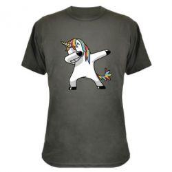 Камуфляжная футболка Unicorn SWAG