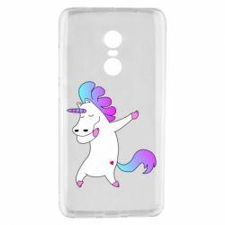 Чехол для Xiaomi Redmi Note 4 Unicorn swag