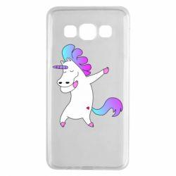 Чехол для Samsung A3 2015 Unicorn swag