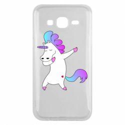 Чехол для Samsung J5 2015 Unicorn swag