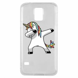 Чехол для Samsung S5 Unicorn SWAG