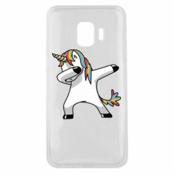 Чехол для Samsung J2 Core Unicorn SWAG
