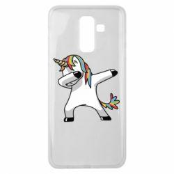 Чехол для Samsung J8 2018 Unicorn SWAG
