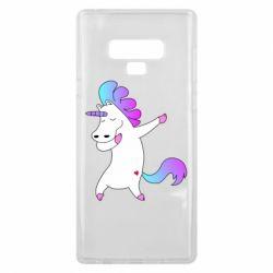 Чехол для Samsung Note 9 Unicorn swag
