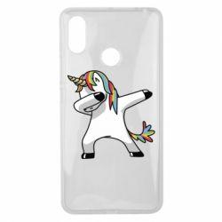 Чехол для Xiaomi Mi Max 3 Unicorn SWAG
