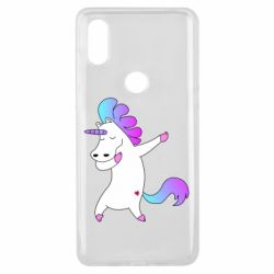 Чехол для Xiaomi Mi Mix 3 Unicorn swag