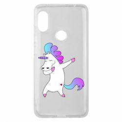 Чехол для Xiaomi Redmi Note 6 Pro Unicorn swag