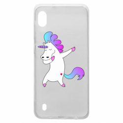 Чехол для Samsung A10 Unicorn swag