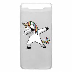 Чехол для Samsung A80 Unicorn SWAG