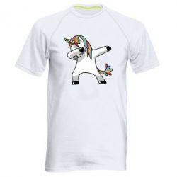 Мужская спортивная футболка Unicorn SWAG
