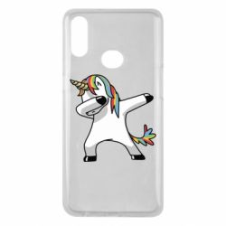 Чехол для Samsung A10s Unicorn SWAG