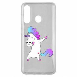 Чехол для Samsung M40 Unicorn swag