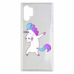 Чехол для Samsung Note 10 Plus Unicorn swag