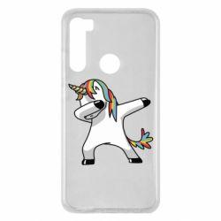 Чехол для Xiaomi Redmi Note 8 Unicorn SWAG