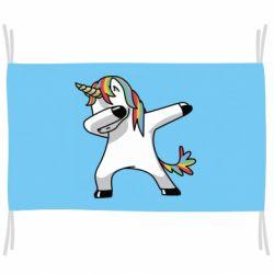 Флаг Unicorn SWAG