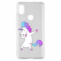 Чехол для Xiaomi Redmi S2 Unicorn swag