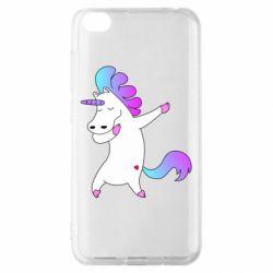 Чехол для Xiaomi Redmi Go Unicorn swag