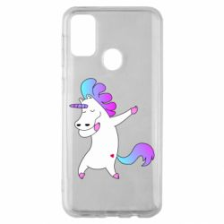 Чехол для Samsung M30s Unicorn swag