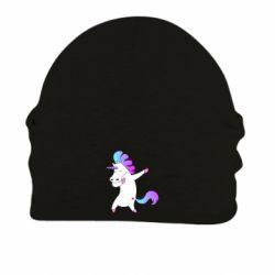 Шапка на флисе Unicorn swag