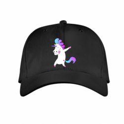 Детская кепка Unicorn swag