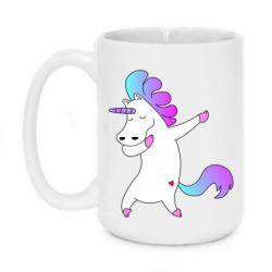 Кружка 420ml Unicorn swag