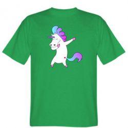 Мужская футболка Unicorn swag