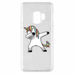 Чехол для Samsung S9 Unicorn SWAG