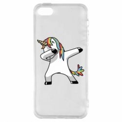 Купить Хайп, Чехол для iPhone5/5S/SE Unicorn SWAG, FatLine
