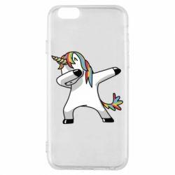 Чехол для iPhone 6/6S Unicorn SWAG