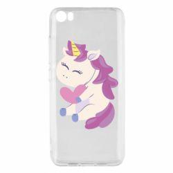 Чехол для Xiaomi Mi5/Mi5 Pro Unicorn with love
