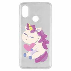 Чехол для Xiaomi Mi8 Unicorn with love