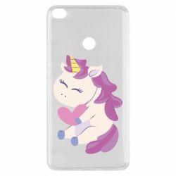 Чехол для Xiaomi Mi Max 2 Unicorn with love