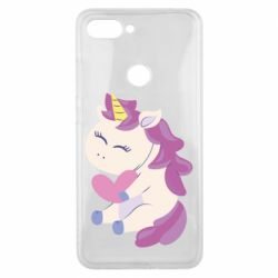 Чехол для Xiaomi Mi8 Lite Unicorn with love