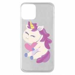 Чехол для iPhone 11 Unicorn with love