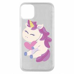 Чехол для iPhone 11 Pro Unicorn with love