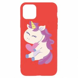 Чехол для iPhone 11 Pro Max Unicorn with love