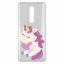 Чехол для Xiaomi Mi9T Unicorn with love