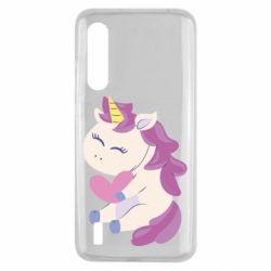 Чехол для Xiaomi Mi9 Lite Unicorn with love