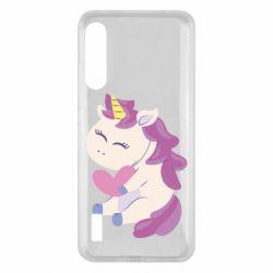 Чохол для Xiaomi Mi A3 Unicorn with love