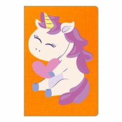 Блокнот А5 Unicorn with love