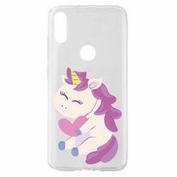Чехол для Xiaomi Mi Play Unicorn with love