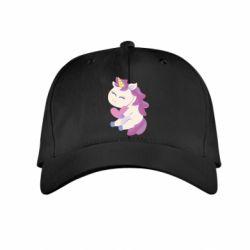 Детская кепка Unicorn with love