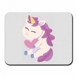 Коврик для мыши Unicorn with love