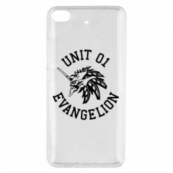 Чехол для Xiaomi Mi 5s Unit 01 evangelion