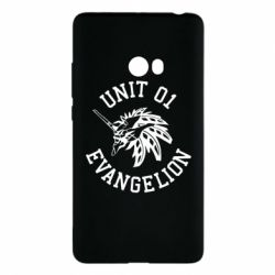 Чехол для Xiaomi Mi Note 2 Unit 01 evangelion
